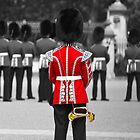 Red Jacket and Bugle by diggle