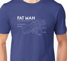Fat Man Unisex T-Shirt
