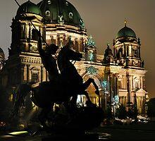Berlin Germany   by pdsfotoart
