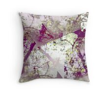 Graphic Canopy Throw Pillow