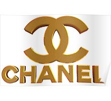 chanel 4 Poster