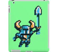 Shovel knight by triangles iPad Case/Skin