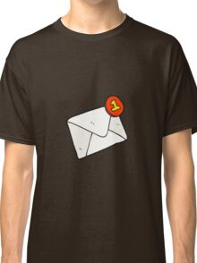 cartoon email Classic T-Shirt
