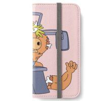 Train Hard or Die iPhone Wallet/Case/Skin