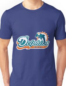 miami dolphins Unisex T-Shirt