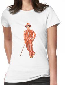 Lloyd Christmas Womens Fitted T-Shirt