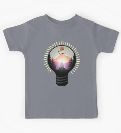 Enlightenment Kids Tee