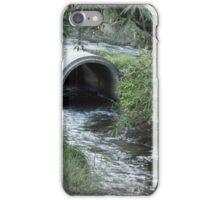 Drainage iPhone Case/Skin