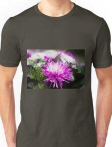 Chrysanthemum flower  Unisex T-Shirt