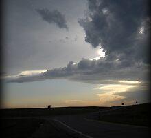Tornado Watch, Wall Drug, SD by Jennifer Bishop