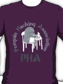 The Penguin Hacking Association T-Shirt
