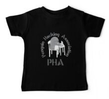 The Penguin Hacking Association Baby Tee