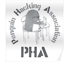 The Penguin Hacking Association Poster