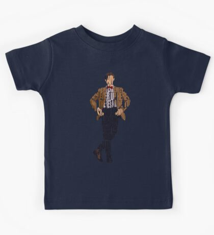 Eleventh Doctor - Doctor Who Kids Tee
