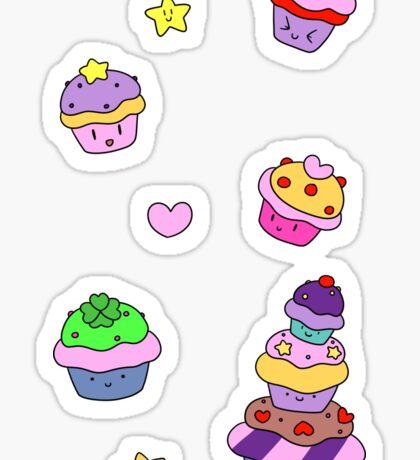 Cupcakes! Sticker