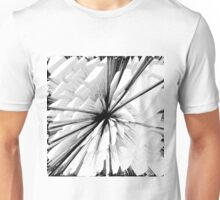 Abstract black pattern Unisex T-Shirt