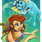 Ariel's Pokemon by Zhivago