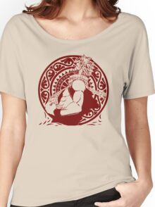 Natsu Dragneel on Circle Women's Relaxed Fit T-Shirt