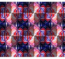 doughnut pattern Photographic Print