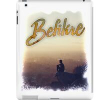 Befikre You Only Live Once TShirt. iPad Case/Skin