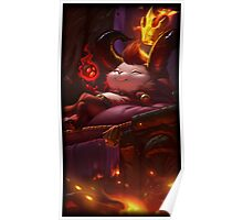 Teemo - League Of Legends Poster