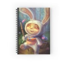 Teemo - League Of Legends Spiral Notebook