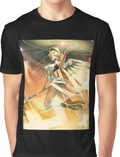 OVERWATCH MECRY Graphic T-Shirt