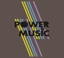 Power of music by DjenDesign