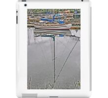 Reflections in the water iPad Case/Skin