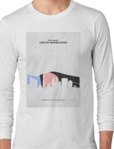 Lost in Translation Long Sleeve T-Shirt