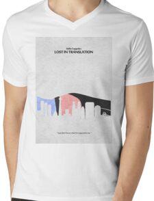 Lost in Translation Mens V-Neck T-Shirt