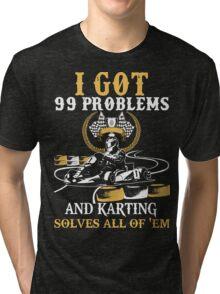 Karting T-shirt Tri-blend T-Shirt