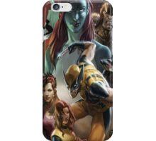 Marvel Super heroes/villains iPhone Case/Skin