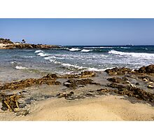 South Coast, Chrissi Island, Crete Photographic Print