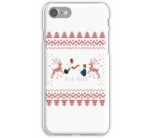"Merry ""Aaron"" Christmas iPhone Case/Skin"