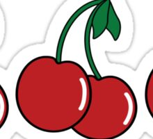 Cherry Cherry  Sticker