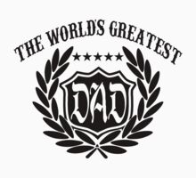 THE WORLD'S GREATEST DAD by mcdba