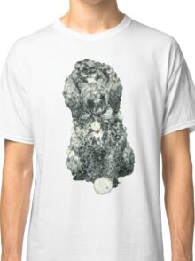 Cockapoo with a ball (white) Classic T-Shirt
