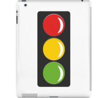 Trafic lights iPad Case/Skin