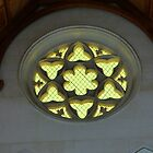 Sacred Heart Window by kalaryder