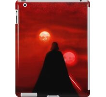 Star Wars Darth Vader Tatooine Sunset  iPad Case/Skin