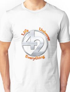 42 - The Ultimate Answer Unisex T-Shirt