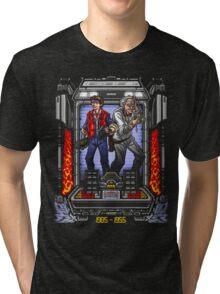 Friends in Time - Part I Tri-blend T-Shirt