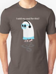 Little ghost sold his soul  T-Shirt