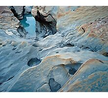 WEATHERED // YOHO NATIONAL PARK Photographic Print