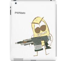 PWNtato iPad Case/Skin