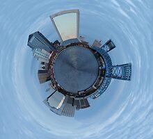 Tiny Planet Jax by Bob Hardy
