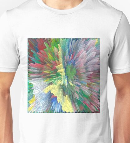 Abstract 122 Unisex T-Shirt