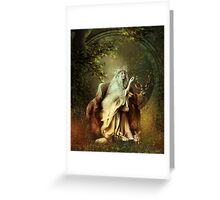 All Creatures Great and Small Greeting Card