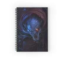 Rengar - League Of Legends Spiral Notebook